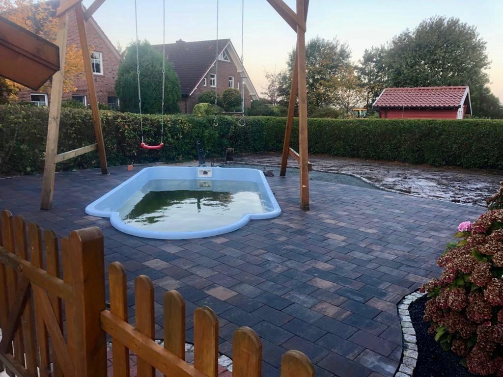 Artmann Ostfriesland Gartenpool